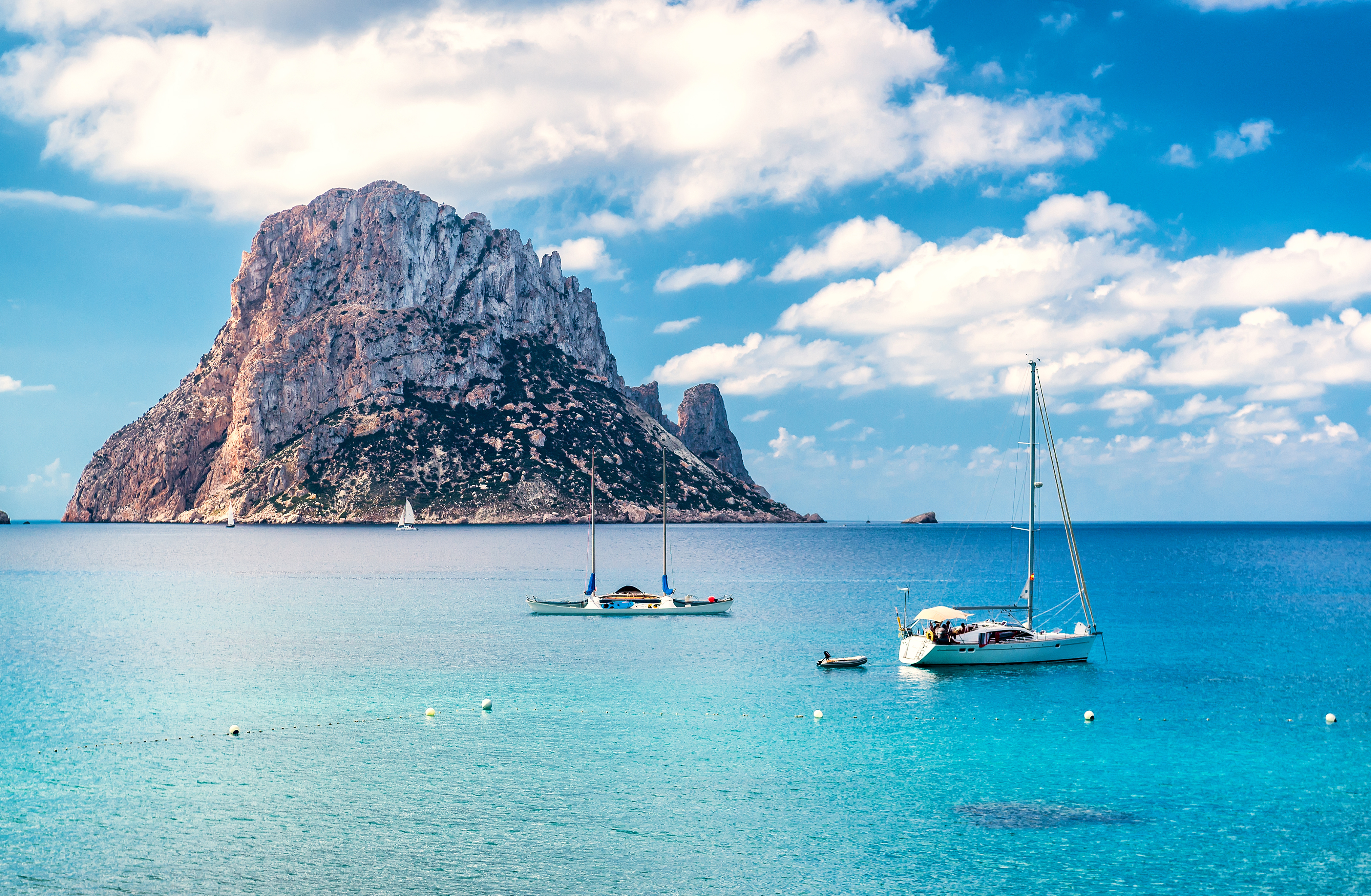 Beaches best of sun sea sand Ibiza Formentera