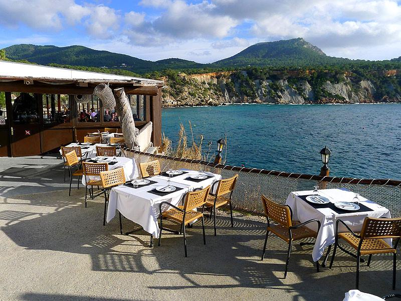 Best Beach Restaurants in Ibiza