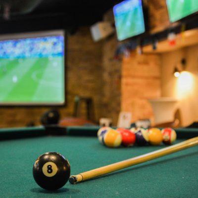 3rd Half Sports Bar
