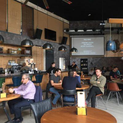 Factory Bar and Smokehouse