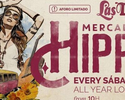 Mercadillo Hippy Sábados