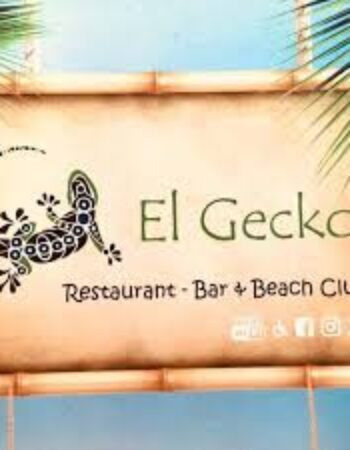 Gecko Beach Club Restaurant