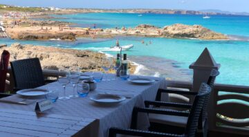 Restaurant Can Rafalet Formentera